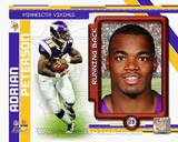 Adrian Peterson 2010 Studio Plus