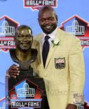 Emmitt Smith 2010 NFL Hall of Fame Induction