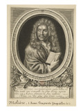 Jean-Baptiste Poquelin (1622-1673) known as Molière