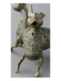Incense Burner or Torch-Bearer for Protomées Lions