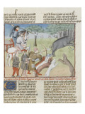 The Book of Gaston Phoebus Hunting: Hunting Wild Boar