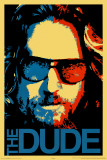Big Lebowski - Dude Poster