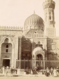 Saida Zeynab Mosque in Cairo (Egypt)