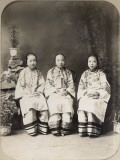 China, Portrait of Young Girls