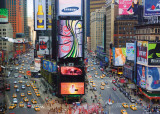 Times Square, New York City Kunstdruck