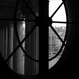 From a Window of the Louvre,