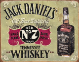 Jack Daniels - Hand Made Tin Sign