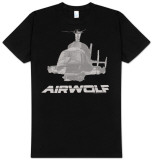 Airwolf - Helicopter