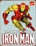 Buy Iron Man Retro at AllPosters.com