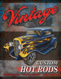 Legends - Vintage Hot Rods Tin Sign