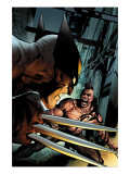 Wolverine: Origins #27 Cover: Wolverine and Daken Charging