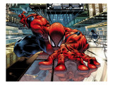 Buy The Sensational Spider-Man #23 Cover: Spider-Man at AllPosters.com