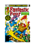 Fantastic Four #218 Cover: Mr. Fantastic
