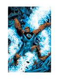Ultimate Fantastic Four No.4 Cover: Thing