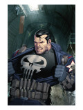 Punisher War Journal #10 Cover: Punisher