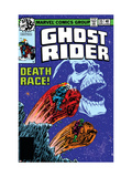 Ghost Rider No.35 Cover: Ghost Rider