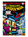 The Amazing Spider-Man No.137 Cover: Spider-Man and Green Goblin