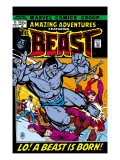 Amazing Adventures #11 Cover: Beast