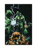 Iron Man & The Armor Wars No.2 Cover: Dr. Doom