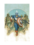 Captain America Theater of War: To Soldier On No.1 Cover: Captain America