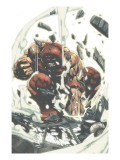 X-Men Unlimited #4 Cover: Juggernaut
