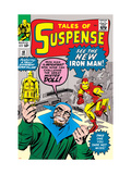 Tales of Suspense #48 Cover: Iron Man and Mister Doll