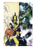 Uncanny X-Men: First Class Giant-Size Special #1 Cover: Cyclops