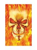 Ghost Rider No.15 Headshot: Ghost Rider