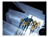 Astonishing X-Men #1 Group: Cyclops, Wolverine, Beast, Shadowcat, Emma Frost and X-Men