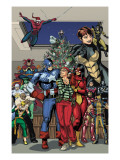 Marvel Holiday Special No.1 Group: Captain America