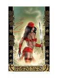 Elektra No.33 Cover: Elektra
