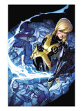 New Mutants #9 Cover: Magik