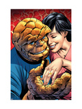 Fantastic Four No.563 Cover: Thing