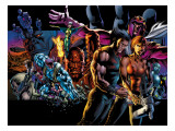 X-Men: Age of Apocalypse One Shot No.1 Cover: Wolverine