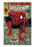 Spider-Man No.1 Cover: Spider-Man