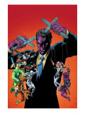 New Thunderbolts No.10 Cover: Purple Man