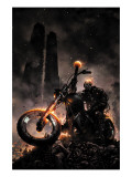 Buy Ghost Rider #6 Cover: Ghost Rider at AllPosters.com