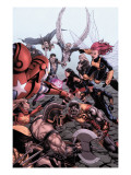 Dark Avengers/Uncanny X-Men: Exodus No.1 Cover: Colossus