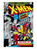 Uncanny X-Men No.122 Cover: Colossus and Wolverine