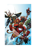 Marvel Adventures The Avengers #38 Cover: Iron Man