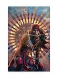 Dark Reign: Elektra No.2 Cover: Elektra