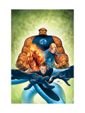 Ultimate Fantastic Four #7 Cover: Mr. Fantastic