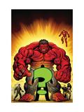 Hulk: Red Hulk Must Have Hulk No.1 Cover: Hulk