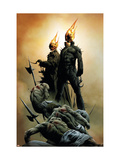Ghost Riders: Heavens On Fire No.1 Cover: Ghost Rider