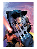 X-Men: The End #1 Cover: Wolverine, Cyclops and Storm