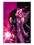 Uncanny X-Men No.509 Cover: Psylocke