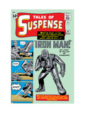 Tales of Suspense #39 Cover: Iron Man