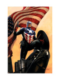 Captain America #34 Cover: Captain America