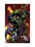 World War Hulk #2 Cover: Hulk