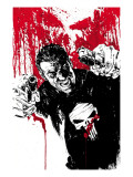 Punisher War Journal No.17 Cover: Punisher